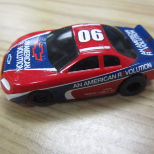 "Life Like Nascar American Revolution #06 USED Tray ""D"""