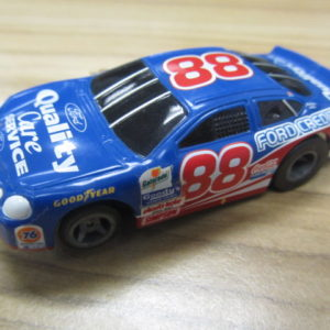 """Life Like Nascar Ford Quality Care #88 USED Tray """"D"""""""