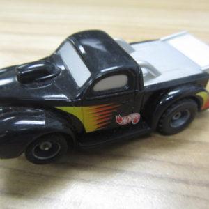 Mattel Hot Wheels Race Truck Black