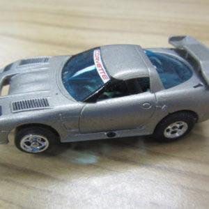 "Silver Corvette Tray ""H"" USED"