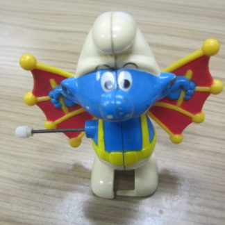 Smurf Wind Up with Wings