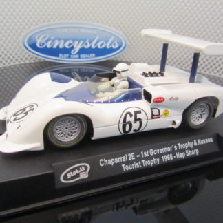 SLot.it CA16c Chaparral 2E Hap Sharp Slot Car