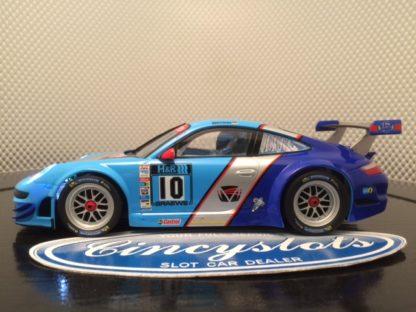 Carrera D124 23827 Porsche 911 GT3 RSR Team Mamerow