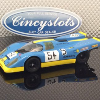 Carrera D132 30791 Porsche 917k Gesipa Racing Team 1970