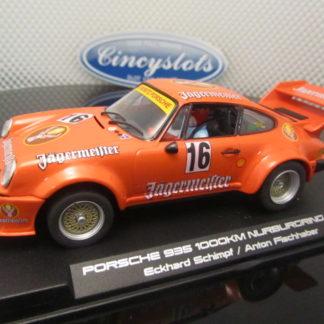 SlotWings W065-01SP Porsche 935 Nurburgring 1977 Jagermeister