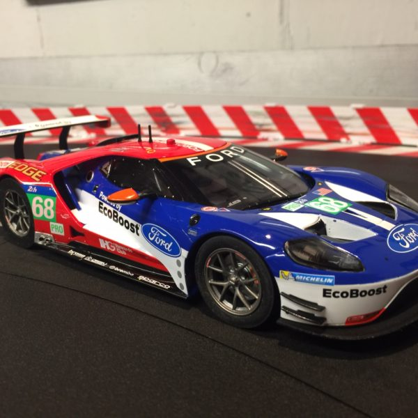 Carrera D124 23832 Ford GT Ecoboost Tuned and Race Ready