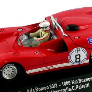 Slot.it SICA11i Alfa Romeo 33/3 1972