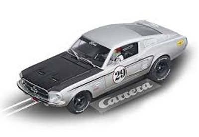Carrera D132 30794 Ford Mustang GT #29 Slot Car