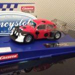 Carrera D132 30821 VW Kafer Group 5 Lady Bug Slot Car