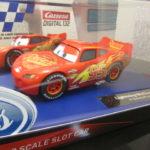 Carrera D132 30806 Disney Pixar CARS Lightning McQueen Slot Car