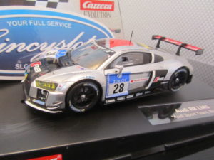 Carrera Evolution 27532 Audi R8 LMS Audi Sport Team #28 Slot Car
