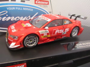 Carrera Evolution 27453 Audi RS 5 DTM Molina #20 Slot Car
