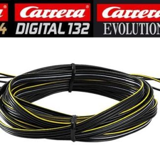 Carrera D124 20584 and Evolution Track Power Jumper Cables