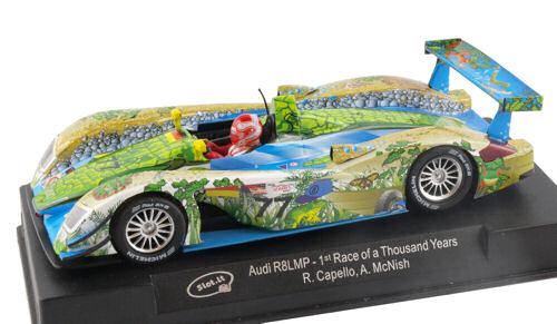Slot.it SICA33a Audi R8 LMP Crocodile Slot Car