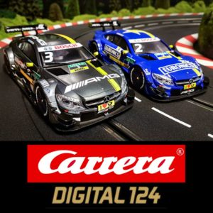 Carrera D124 DTM Mercedes Cars due out later this year!!