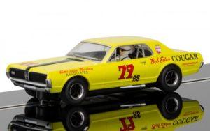 Scalextric C3729 Mercury Cougar XR7 Trans-Am 1967 Slot Car
