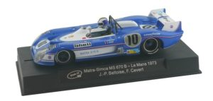 Slot It SICA37A Matra-Simca MS670B LM73 # 10 LeMans 1973