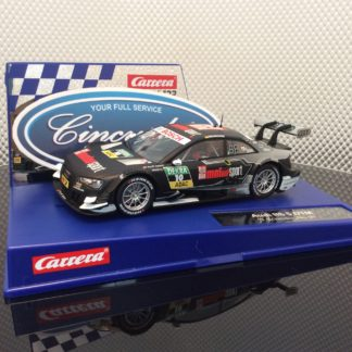 Carrera D132 30779 Audi RS 5 DTM #10 T. Scheider Slot Car