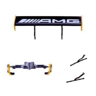 Carrera 89903 D132 Mercedes AMG GT3 #16 Wing Spoiler
