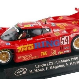 Slot.it SICA21f Lancia LC2 85 Lemans 1990 #54 Monti