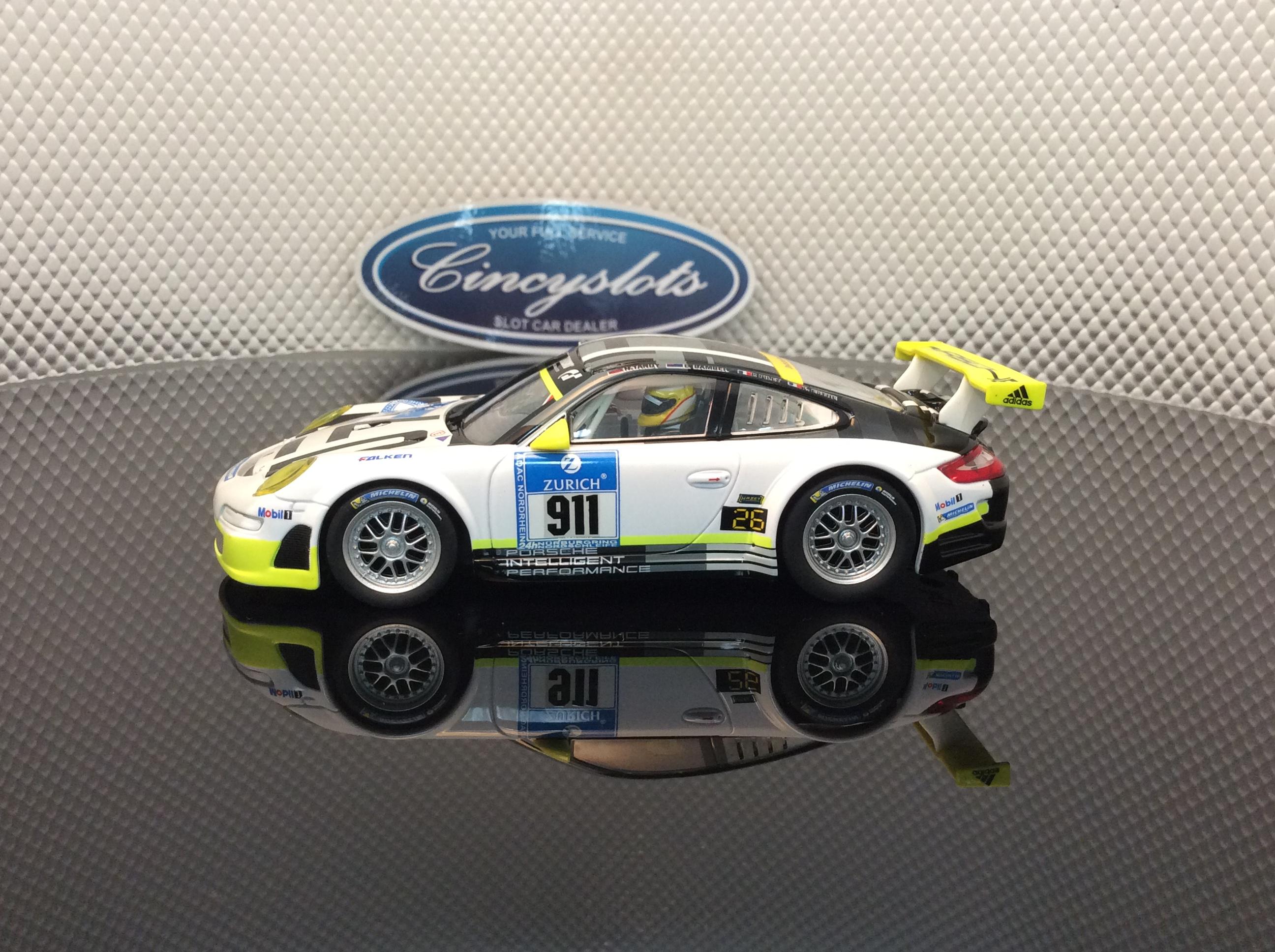 carrera d132 30780 porsche 911 gt3 rsr manthey racing slot car. Black Bedroom Furniture Sets. Home Design Ideas