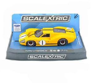 Scalextric C3859 Ford Mark IV coming soon. Pre-Order now