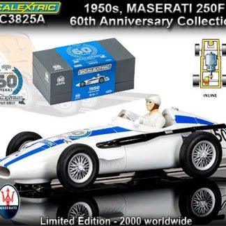 Scaalextric 60th Anniversary Collection 1950S Maserati 250F Limited Edition