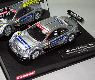 Carrera Evolution 25748 Mercedes C-Klasse DTM.