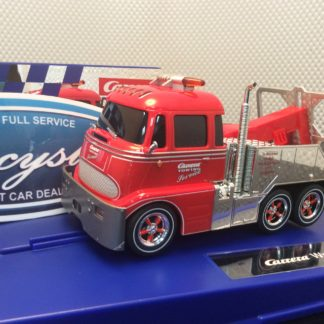 Carrera D132 30776 Wrecker Towing Service Slot Car