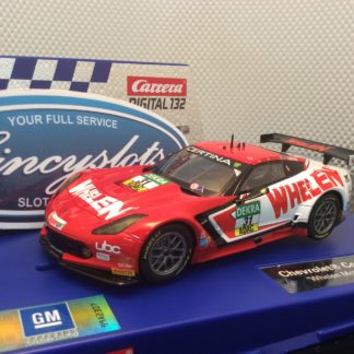 Carrera D132 30787 Chevrolet Corvette C7R Whelen Motorsports #31 Slot Car