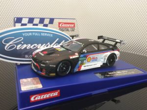 Carrera D132 BMW M6 GT3 30810 Schubert Motorsports Slot Car