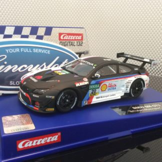 Carrera D132 BMW M6 GT3 30810 Schubert Motorsports Slot Car