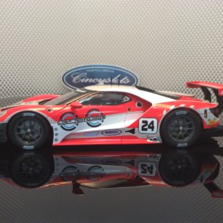 Carrera D124 23841 Ford GT #24 Slot Car