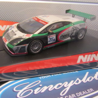 Ninco 50499 Lamborghini Gallardo Team S-Berg Slot Car