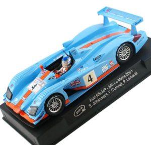 Slot.it CA33B Audi R8 LMP Gulf Le Mans 2001