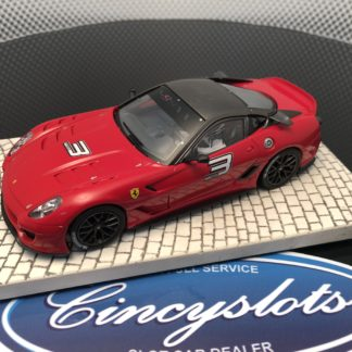 Carrera Evolution 27335 Ferrari 599 Set Car NEW Slot Car