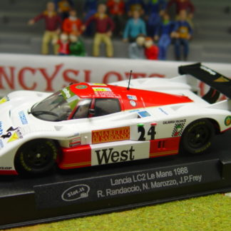 Slot.it SICA21a Lancia LC2 Slot Car