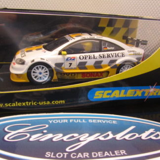 Scalextric C2297 Opel V8 Coupe DTM Type Slot Car