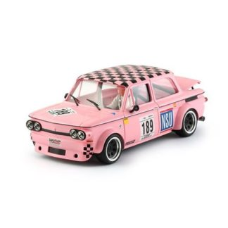 "BRM057 NSU TT ""Pink Edition"" Aluminum chassis + CAMBER."