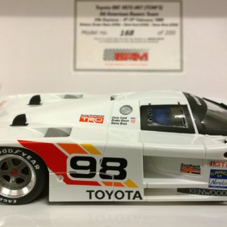 BRM BRM014AW 'Southeast Dealers' Toyota 88C #98 Anglewinder Chassis