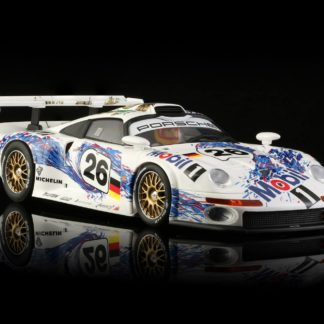 BRM044 Porsche 911 GT1 TEAM Mobil #26 with aluminum chassis.