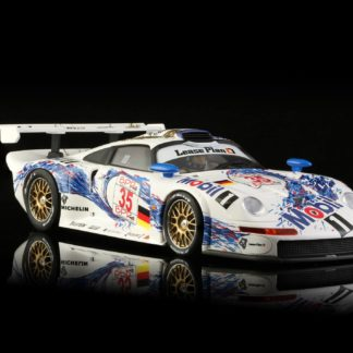BRM045 Porsche 911 GT1 TEAM Mobil #35 with aluminum chassis