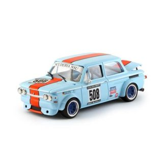 "BRM053 NSU TT ""Gulf Edition"" #508. Aluminum chassis + CAMBER"