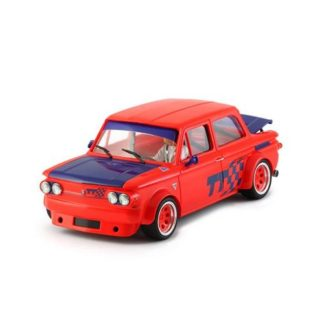 "BRM054 NSU TT ""Red Edition"" Aluminum chassis + CAMBER"