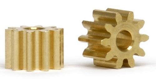 Slot.it SIPI6010o Pinion Gears 6mm. 2pcs