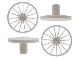 Scaleauto SC-7608 Wheel inserts modern Speedline 15 spokes Diameter 20mm.