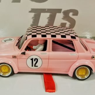 "TTS03 SIMCA 1000 ""PINK EDITION"" #12. with camber system"