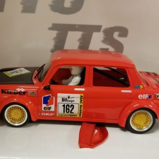 TTS06 SIMCA 1000 Red Limited Edition #162 Mini 1:24 scale car