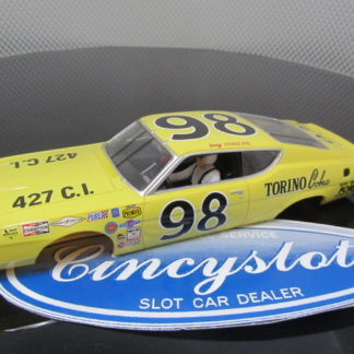 Carrera Body Ford Torino #98 NEW 30755