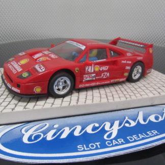SCX Ferrari F40 Shell 83270 for Ninco Digital USED